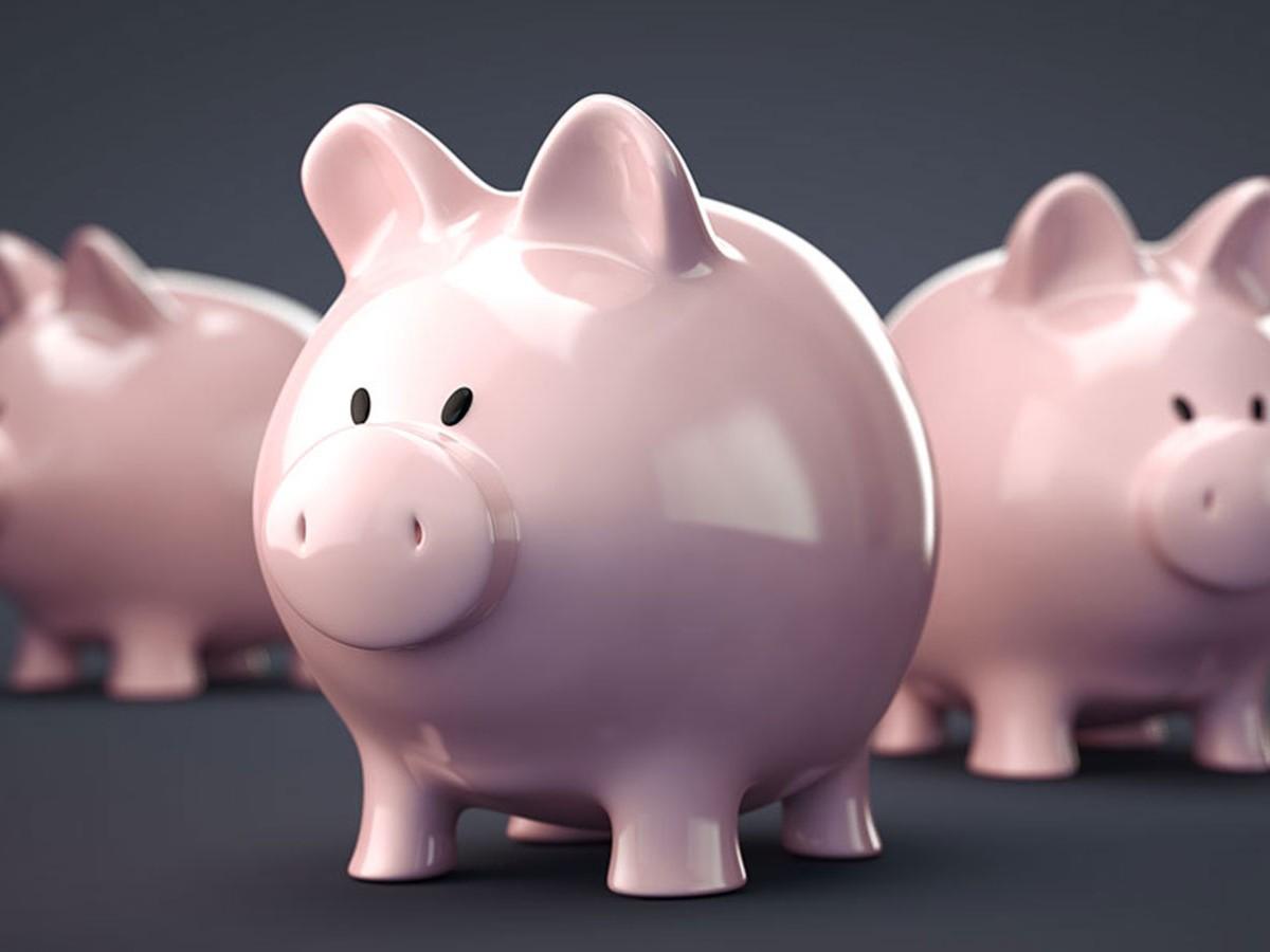 Sexy Pig 3D render